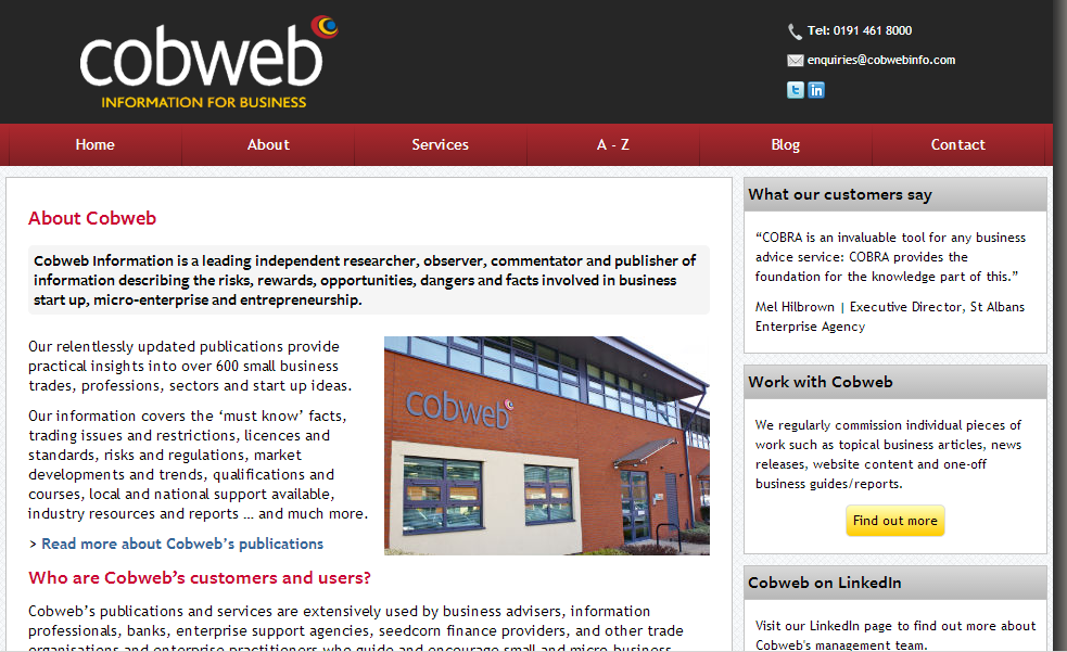 cobweb-logo-entrepreneur-video-calling-blog